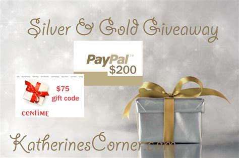 Gold Giveaway - god s growing garden silver gold november giveaway jewelry paypal