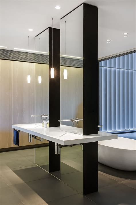 bathroom in sydney contemporary ensuite bathroom with cutting edge design in