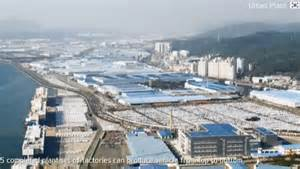 world s largest single factory hyundai ulsan plant the