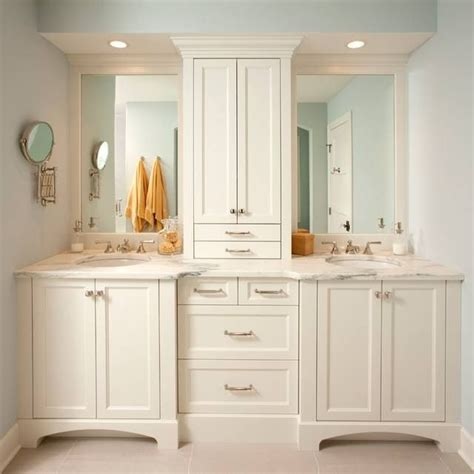bathroom vanity ideas double sink best 25 bathroom double vanity ideas on pinterest
