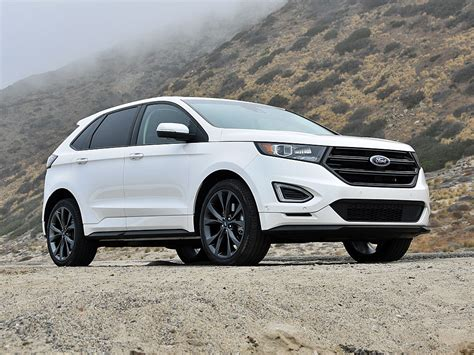 Ford Edg 2016 2017 Ford Edge For Sale In Your Area Cargurus