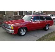 1980 Chevrolet Malibu Wagon  F9 Houston 2013