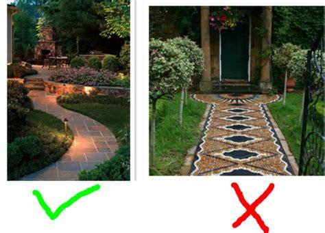 feng shui backyard 4 steps to feng shui your front yard and garden feng