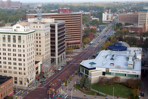 New Um Flint Course Looks by Um Flint Looks To Expand With Purchase Of Downtown Building