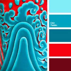 Blue And Red Color Combination Sky Blue And Red Color Palette Ideas