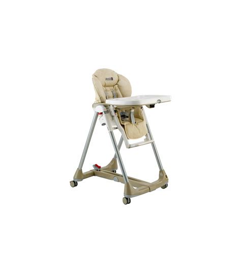 peg perego prima pappa diner high chair 2007 oatmeal