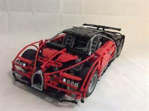 Lego Technic Bugatti Lego Technic Bugatti Chiron 7 R