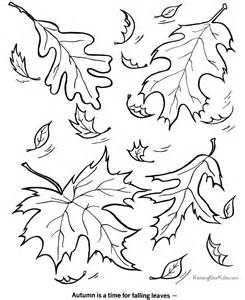 fall coloring pages free printable gallery