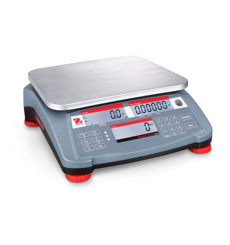 scales scales counting ohaus ranger count 3000 compact digital counting scale 6lb x 0 002lb ohaus ranger count 3000 compact scale rc31p3 3kg x 0 1g ntep