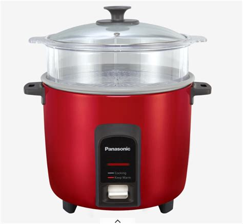 Rice Cooker Panasonic Di Malaysia panasonic rice cooker with steamer end 4 30 2019 4 09 pm