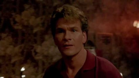 film ghost patrick photo of patrick swayze who portrays quot sam wheat quot in