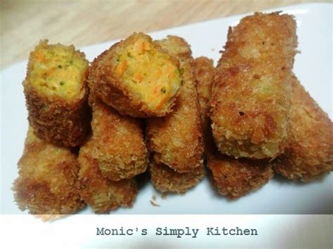 cara membuat nugget ayam brokoli nugget ayam brokoli wortel keju homemade monic s simply