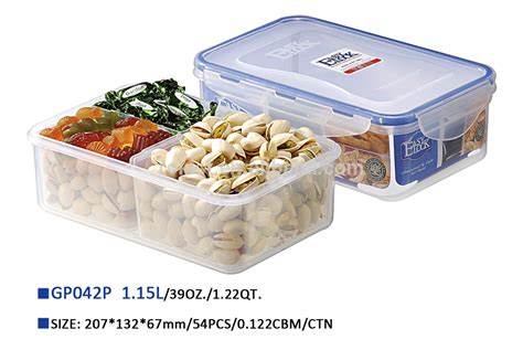Multi Section Food Containers by 2 Two Compartment Microwave Divided Plastic Food Container