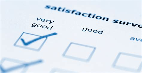 Customer Satisfaction Survey - customer survey city of irvine