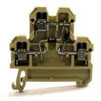 weidmuller terminal blocks with diodes product detail specialty systems