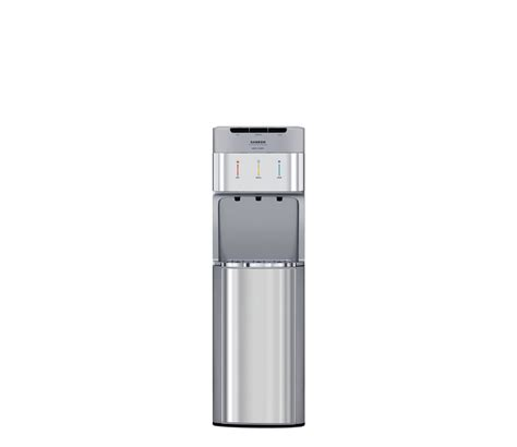 Dispenser Sanken Hwd 756 harga jual sanken hwd c202 ss dispenser air galon bawah