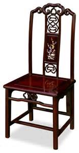 Asian Dining Chairs Rosewood Chi Side Chair Asian Dining Chairs By China Furniture And Arts
