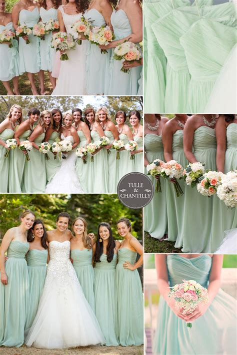 Top 10 Most Popular Colors for Bridesmaid Dresses from