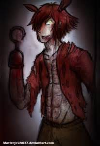 Foxy the pirate fox five nights at freddy s 2 by masterohyeah on