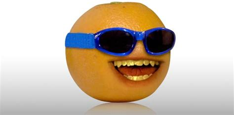 find   annoying orange character