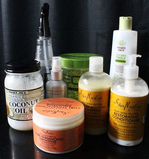 natural hair products after the big chop the products i m using on my natural hair