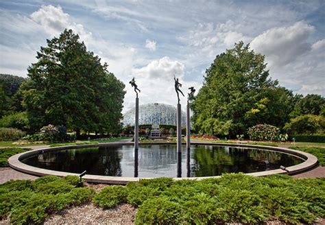 Botanic Garden St Louis Missouri Botanical Gardens Missouri