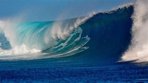 sea wave beautiful big ocean waves wallpaper wallpapersbyte