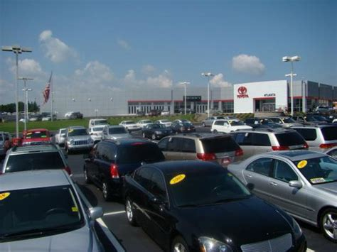 Atlanta Toyota Dealerships Atlanta Toyota Duluth Ga 30096 Car Dealership And Auto