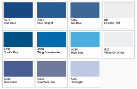Choosing Colours For Your Home Interior Immerse Colour Trend 2012 From Dulux