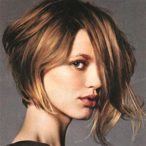asymmetrical bob hairstyles for round faces asymmetrical bob with bangs for round faces www pixshark