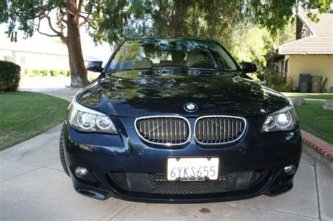 all car manuals free 2007 bmw 5 series electronic toll collection find used 2007 bmw 550i m sport 6 speed manual transmission in sun valley california united