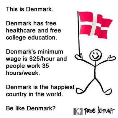 Denmark Meme - viral meme crowns denmark as best country but denmark has