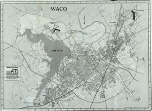 waco maps a day in the collection deshong