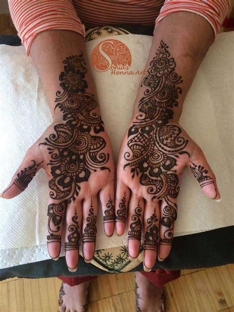 henna tattoo muslim wedding simple arabic bridal henna design for a muslim wedding