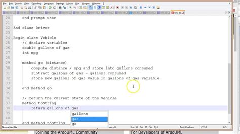decorator pattern java youtube pseudocode visio argouml tools for java program design