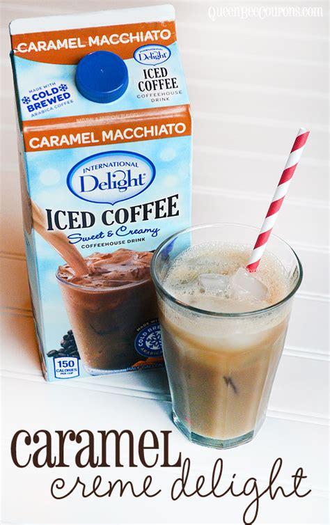 Caramel Creme Delight cocktail recipe #DelightInTheSeason