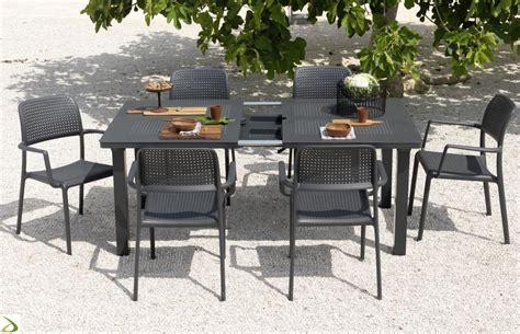 tavoli giardino allungabili tavolo allungabile da giardino levante arredo design