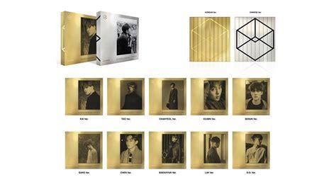 Cd Exo 2nd Album Exodus Ver Random Cover exo s 2nd studio album quot exodus quot will be available in 20