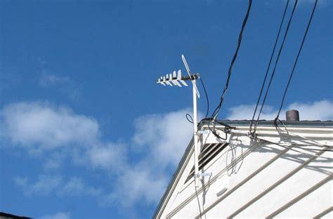 the best range outdoor hdtv antenna for 2018 consumerexpert org