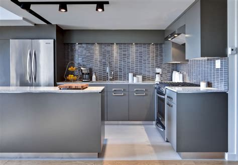 and grey kitchen ideas grey kitchen design ideas give mysterious impression