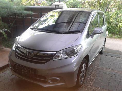 Mobil Bekas Honda Freed 2014 dijual honda freed tahun 2014 mobilbekas