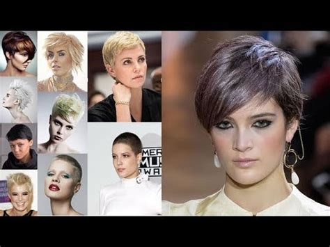 short hairstyles trends 2018 the best 20 short hair