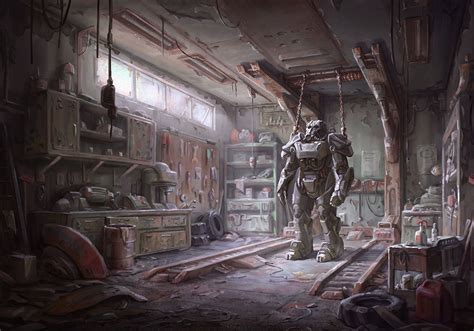 in fallout 4 fallout 4 new beautiful screenshots and artwork