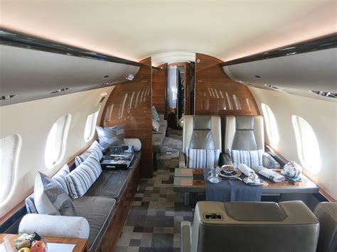 Global 6000 Interior by Bombardier Delivers A Global 6000 Aircraft To Niki Lauda