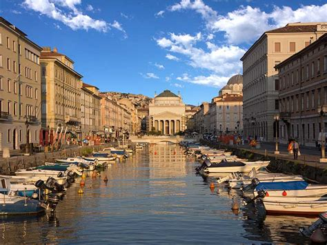 italia trieste trieste cities travel ideas