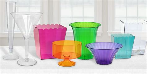 colored candy containers party city canada