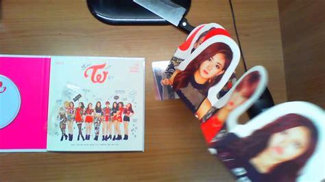 twice first album twice 트와이스 1집 2집 개봉영상 teuwaiseu first album released