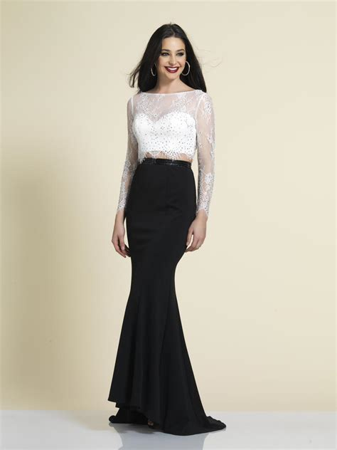Sale Bj 2908 Black Dress dave and johnny 2908 2908 dave and johnny dave and