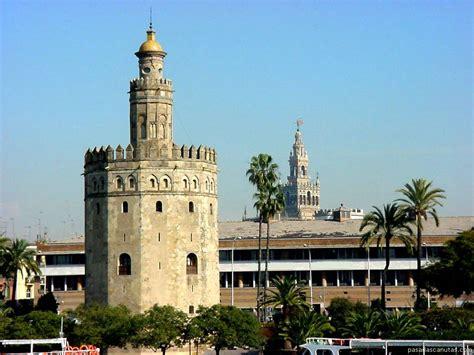 la torre y la fotos de sevilla