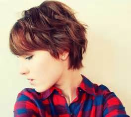 wavy pixie hair 20 best short wavy haircuts for women popular haircuts